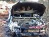 Encontrados veículos incendiados que podem ter sido usados em crimes