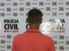 Acusado de latrocínio é preso pela Polícia Civil