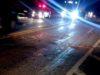 Acidente em Orizânia deixa dois gravemente feridos na BR-116