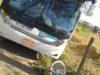 Ciclista é atropelado por ônibus
