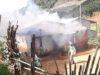 Família perde tudo em incêndio na zona rural de Orizânia; ninguém ficou ferido