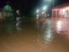 Trinta e cinco famílias ficam desalojadas após cabeça d'água atingir a zona rural